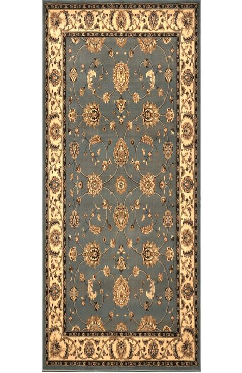 Triumph Gray Area Rug Rug Size: Runner 2'6