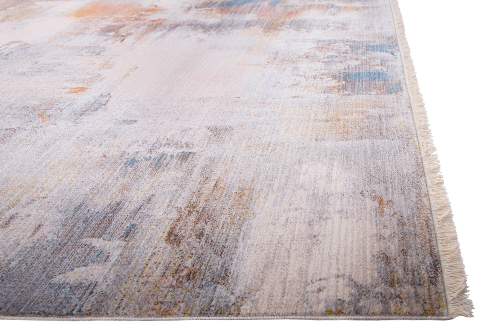 Bulter Gray/Brown Area Rug Rug Size: 9'2