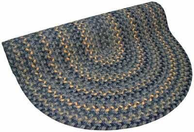 Pioneer Valley II Williamsbury Blue Multi Round Rug Rug Size: Round 6'