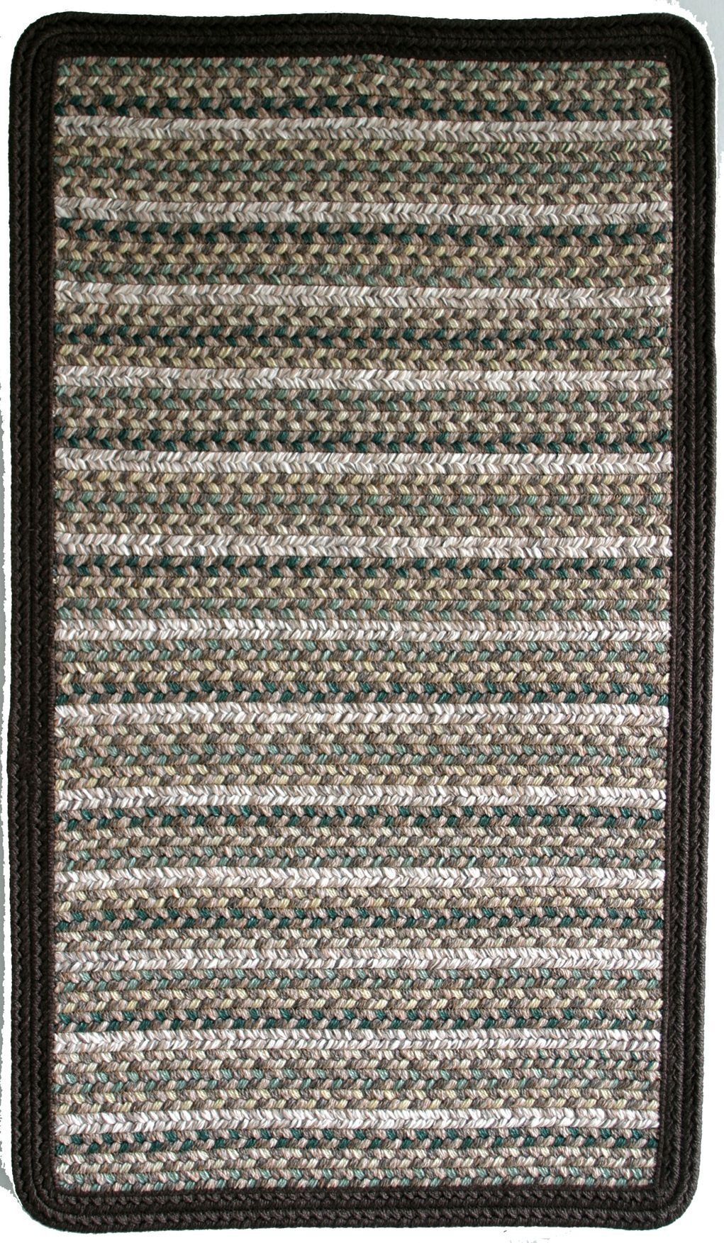 Beantown Baked Beans Brown/Tan Area Rug Rug Size: Square 6'