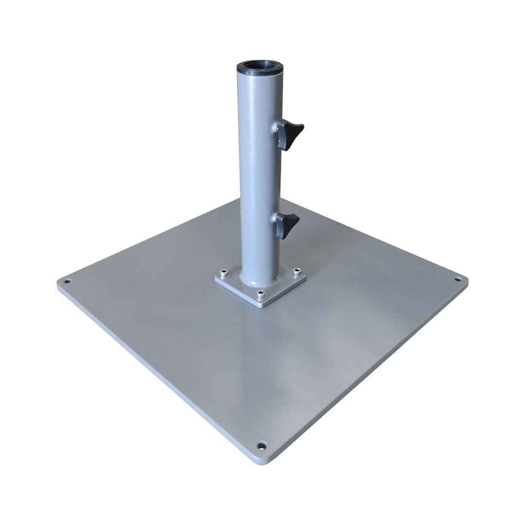 Low Profile Steel Free Standing Umbrella Base