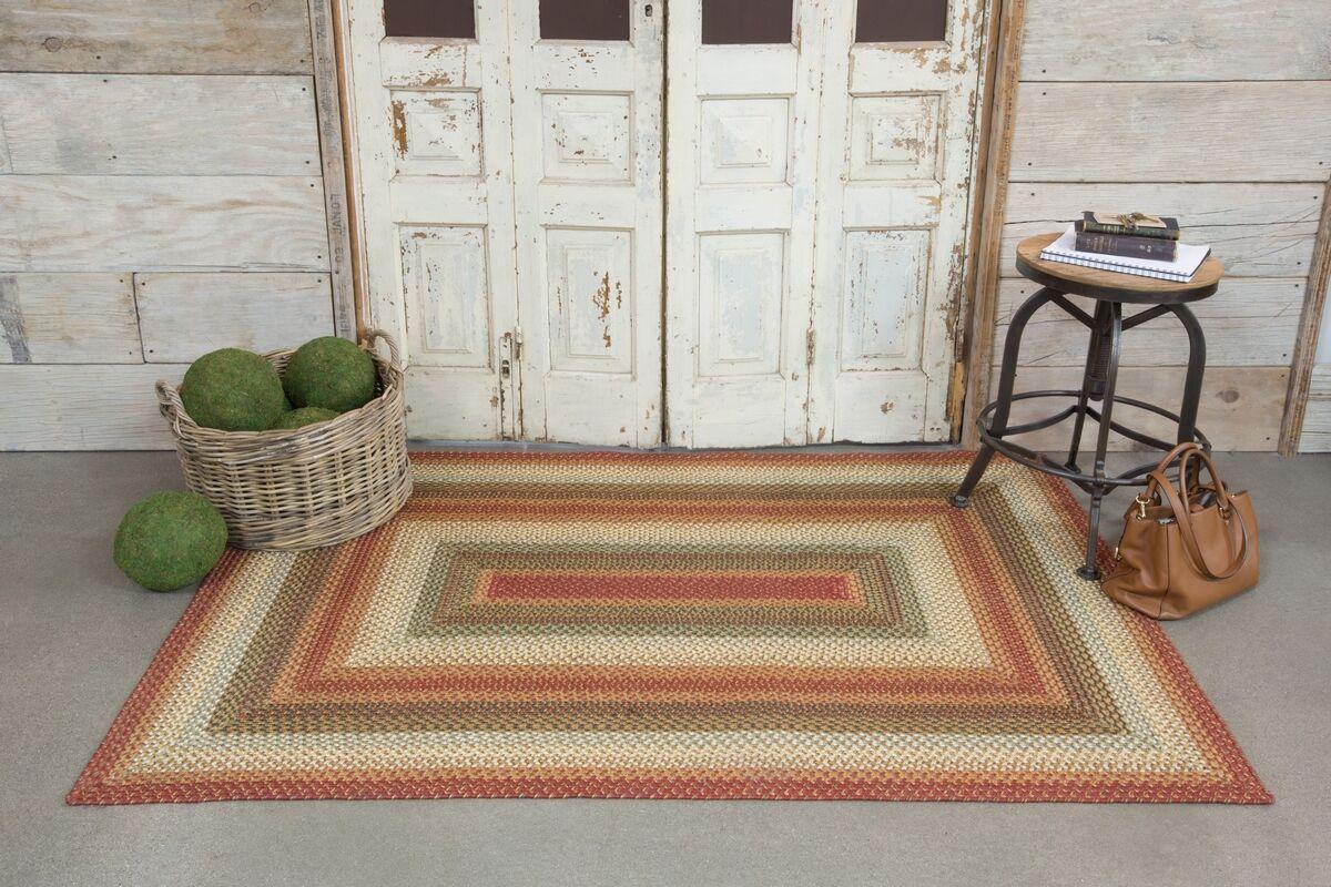 Preston Red Indoor/Outdoor Area Rug Rug Size: 4' x 6'