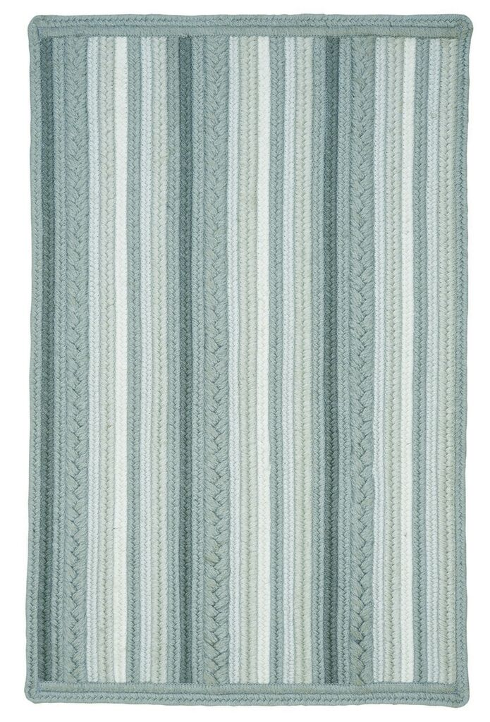 Portsmouth Gray Indoor/Outdoor Area Rug Rug Size: 2'3