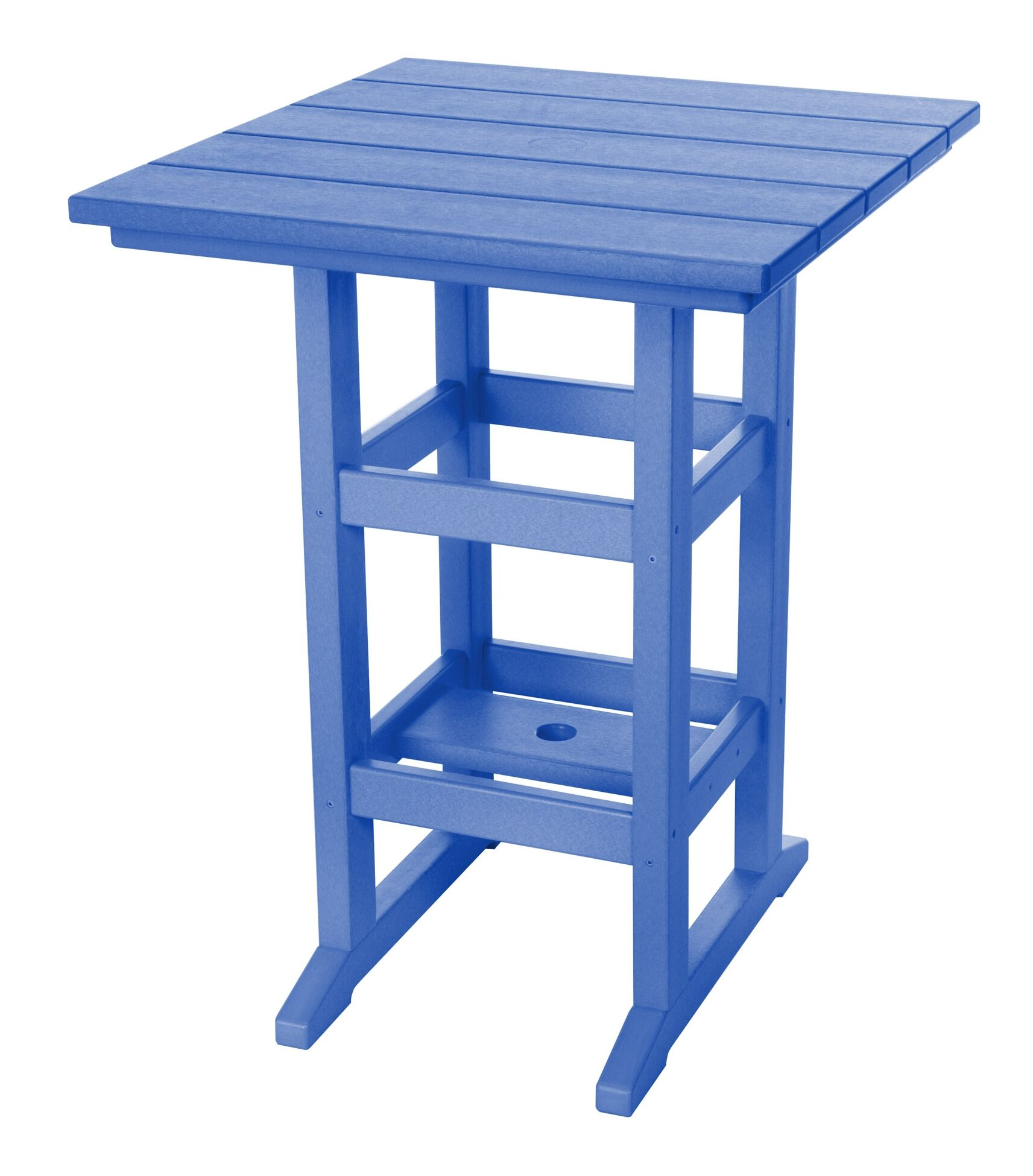 Pawleys Island Console Table Color: Blue