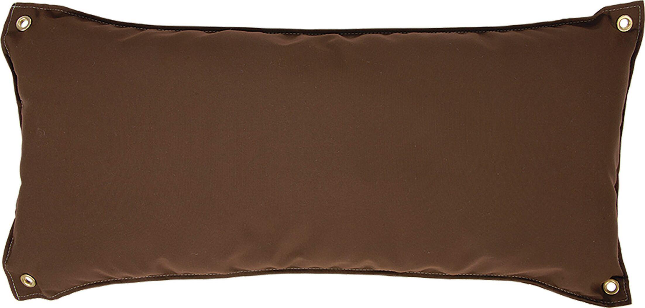 Edney Traditional Hammock Pillow Color: Canvas Cocoa