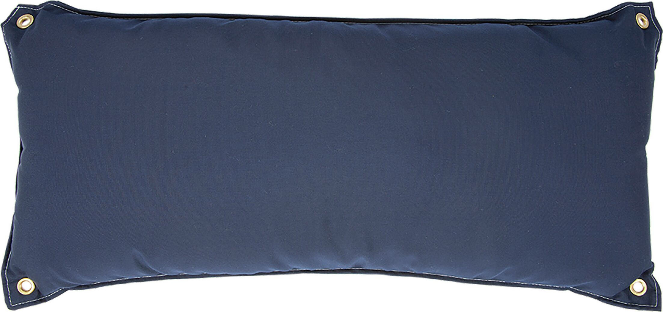 Edney Traditional Hammock Pillow Color: Canvas Navy
