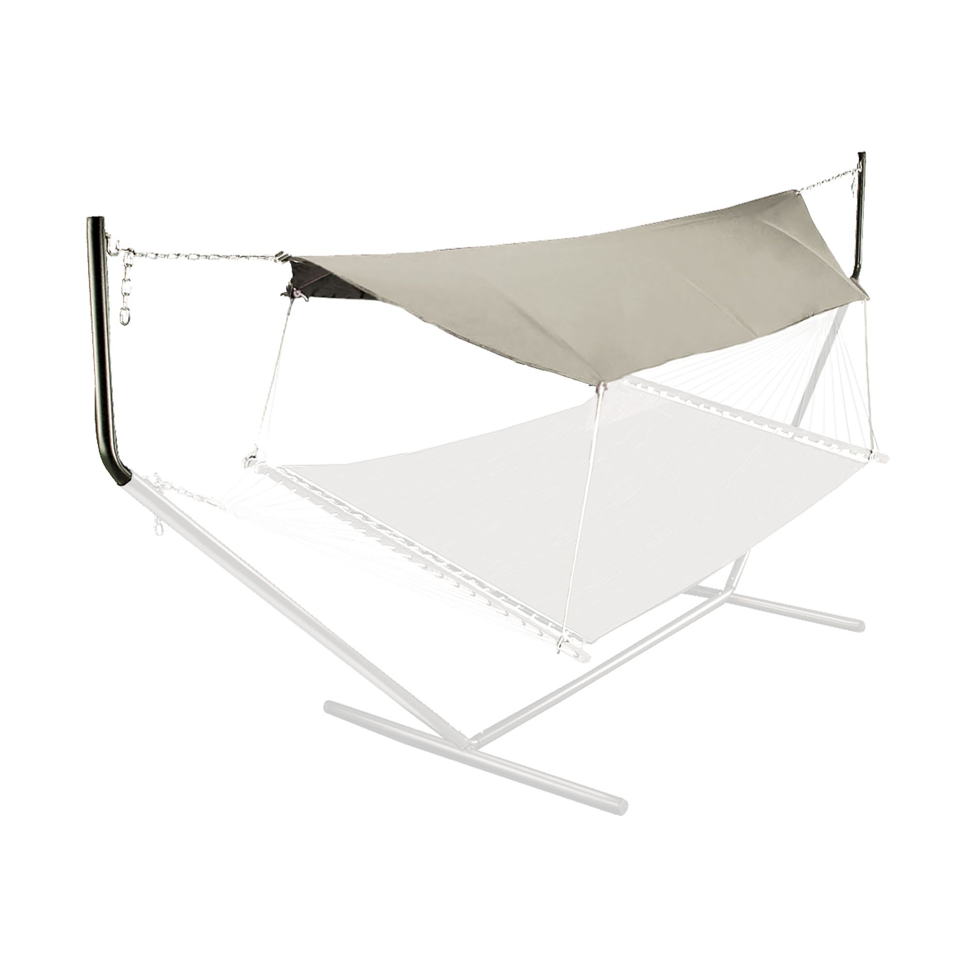 Edford Hammock Canopy Color: Forest Green