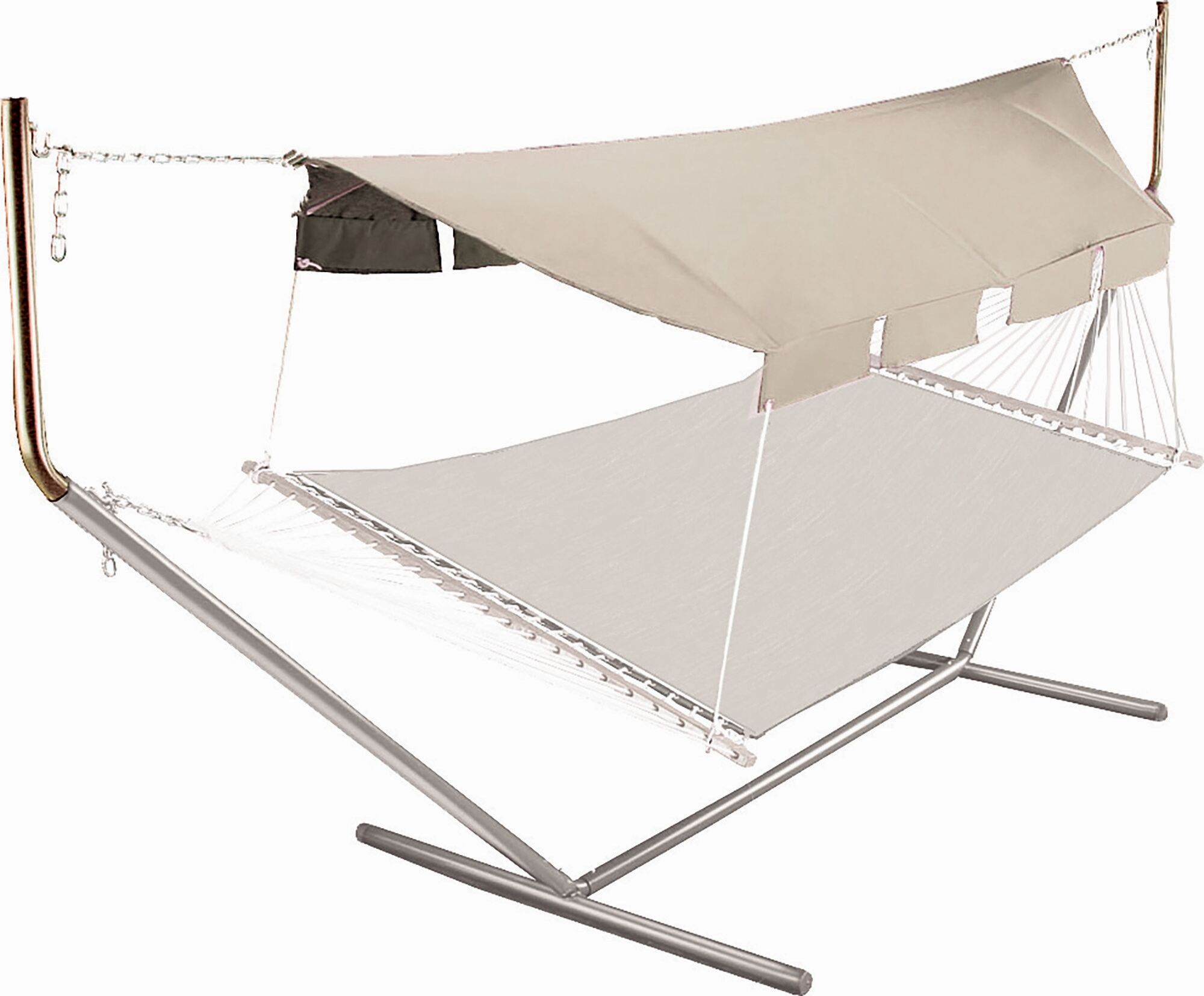 Edford Hammock Canopy Color: Taupe