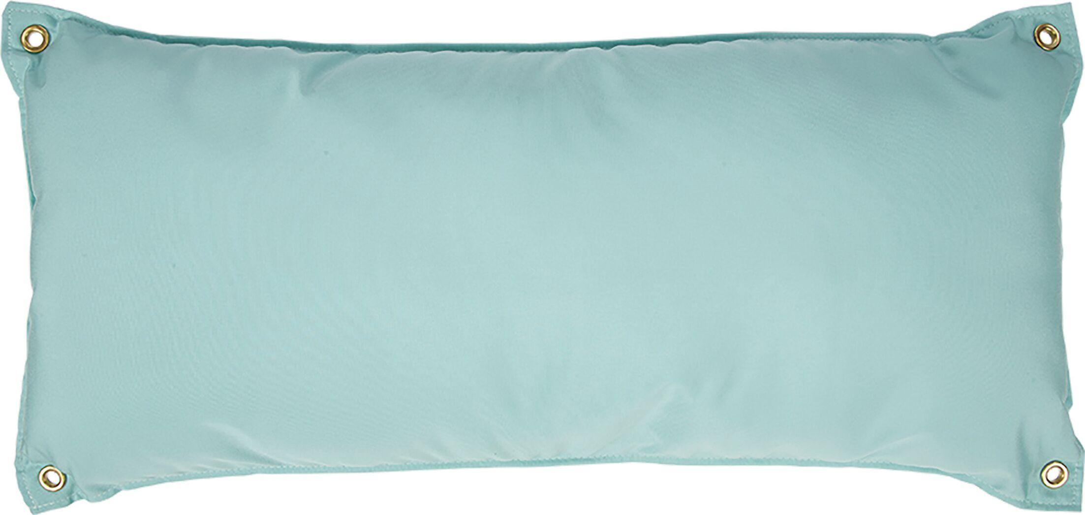 Edney Traditional Hammock Pillow Color: Canvas Glacier