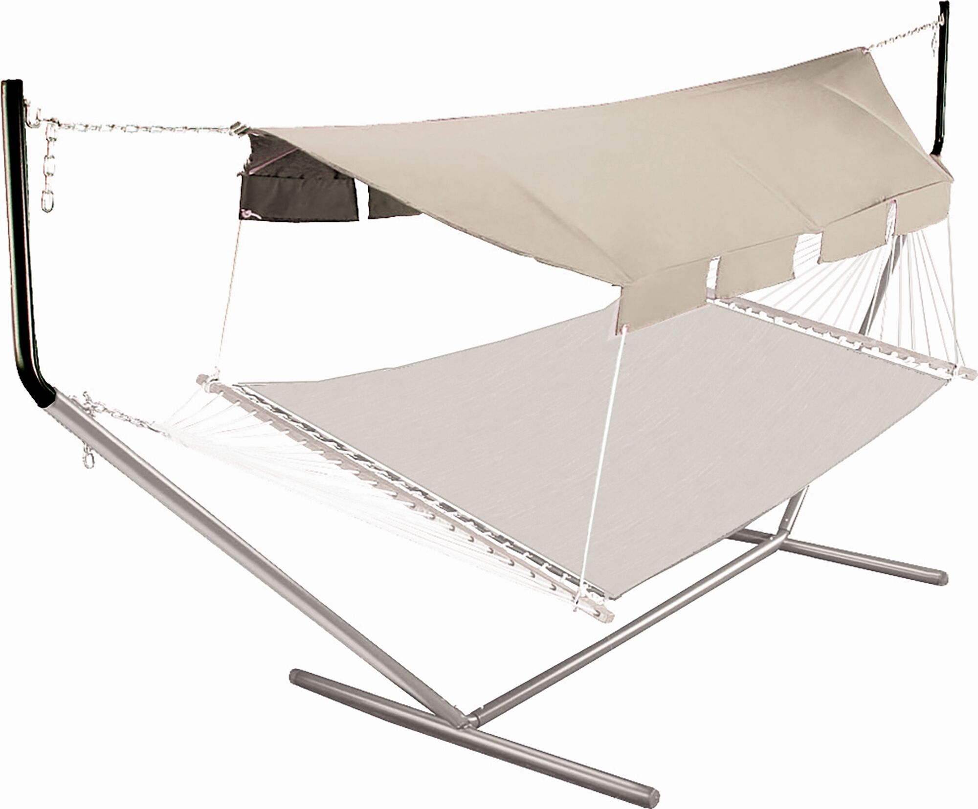 Edford Hammock Canopy Color: Black