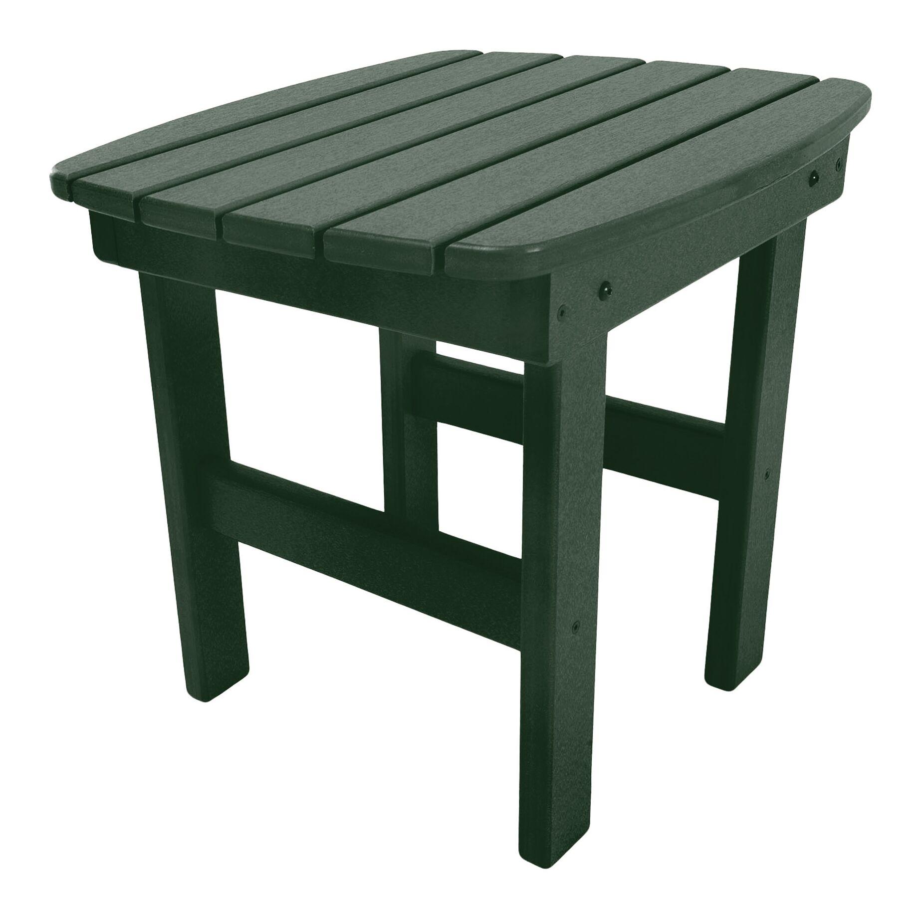 Trang Side Table Color: Pawleys Green