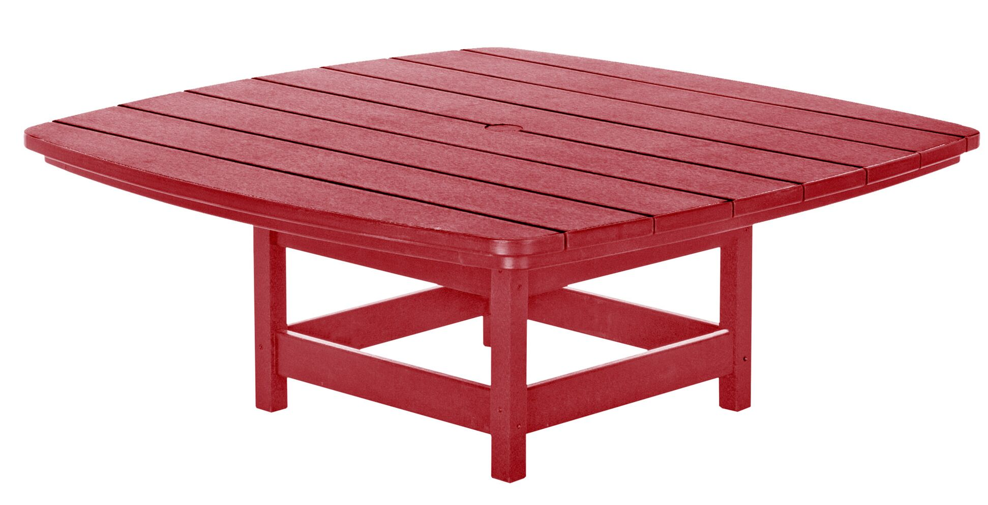 Herron Chat Table Finish: Red