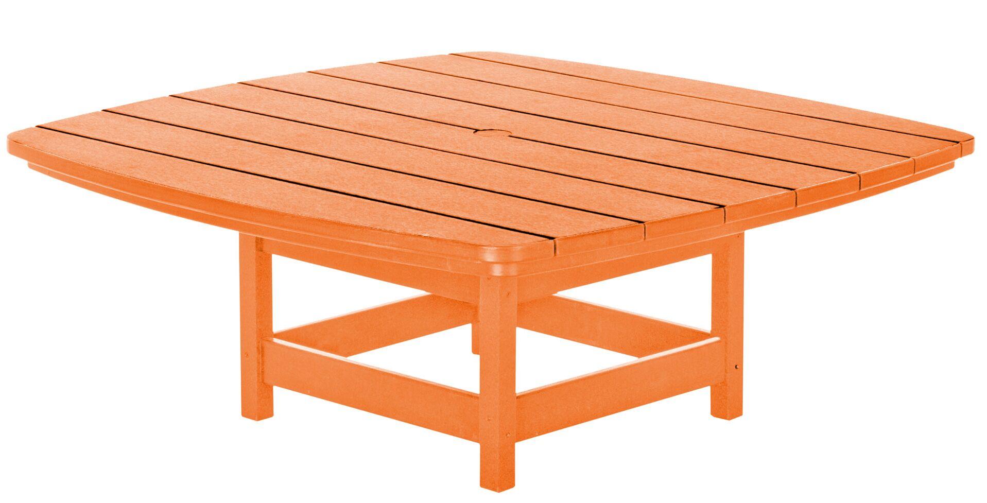 Herron Chat Table Finish: Orange