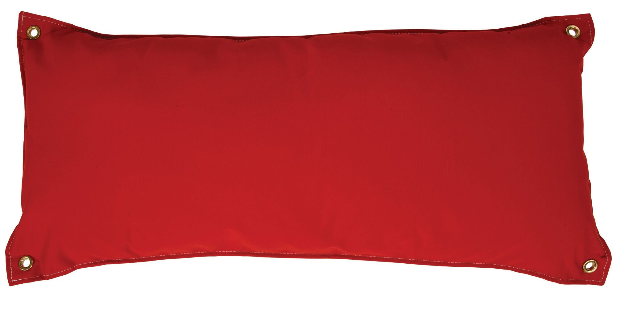 Edney Traditional Hammock Pillow Color: Canvas Jockey Red