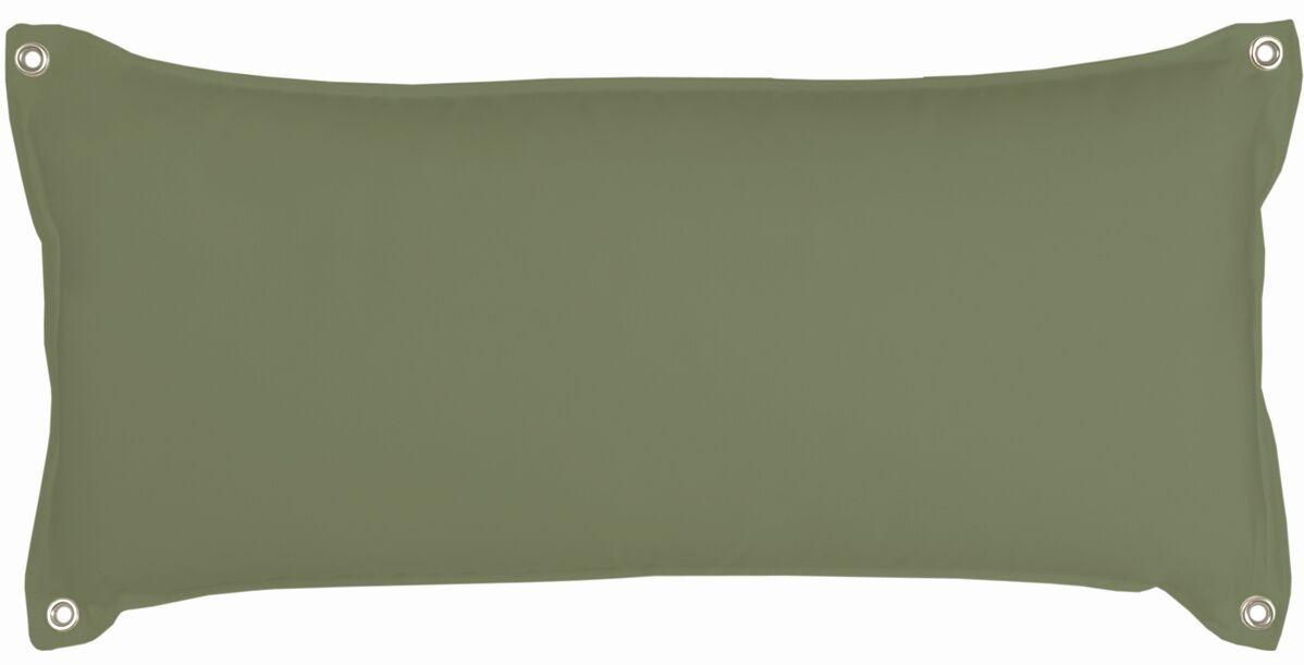 Edney Traditional Hammock Pillow Color: Leaf Green