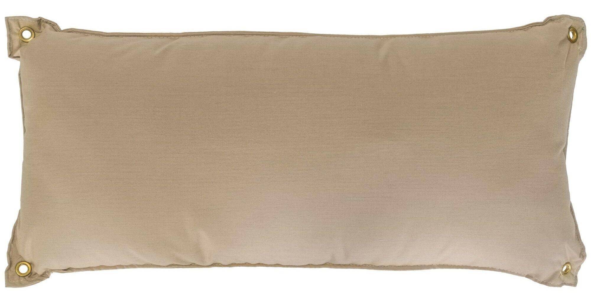 Edney Traditional Hammock Pillow Color: Spectrum Sand