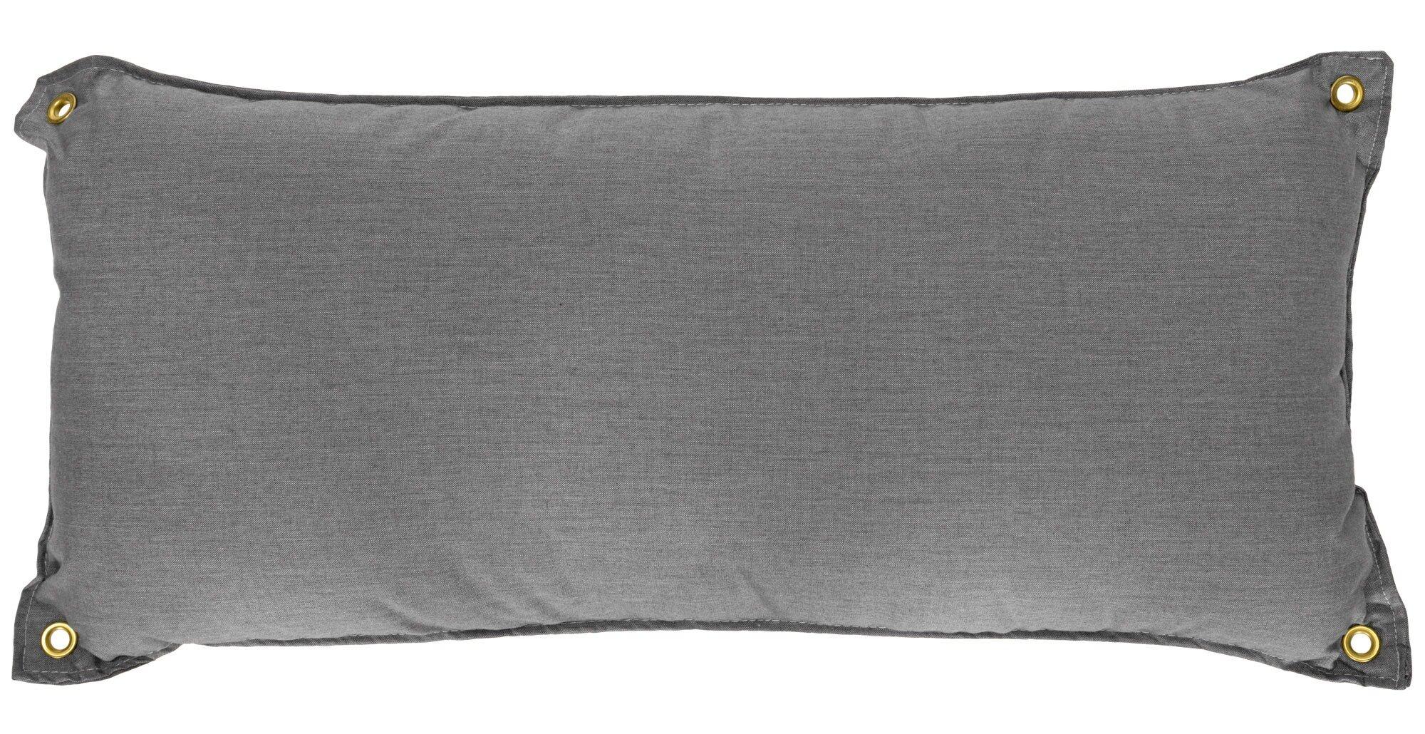 Edney Traditional Hammock Pillow Color: Cast Slate