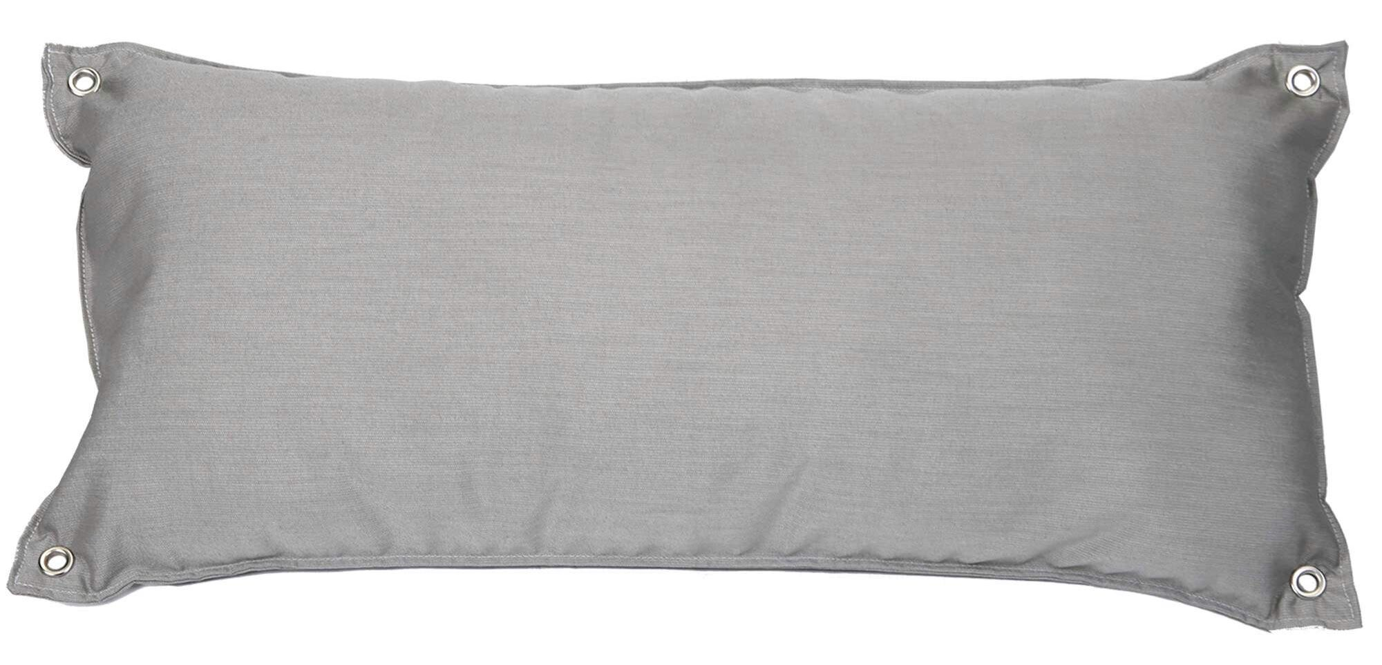Edney Traditional Hammock Pillow Color: Spectrum Dove