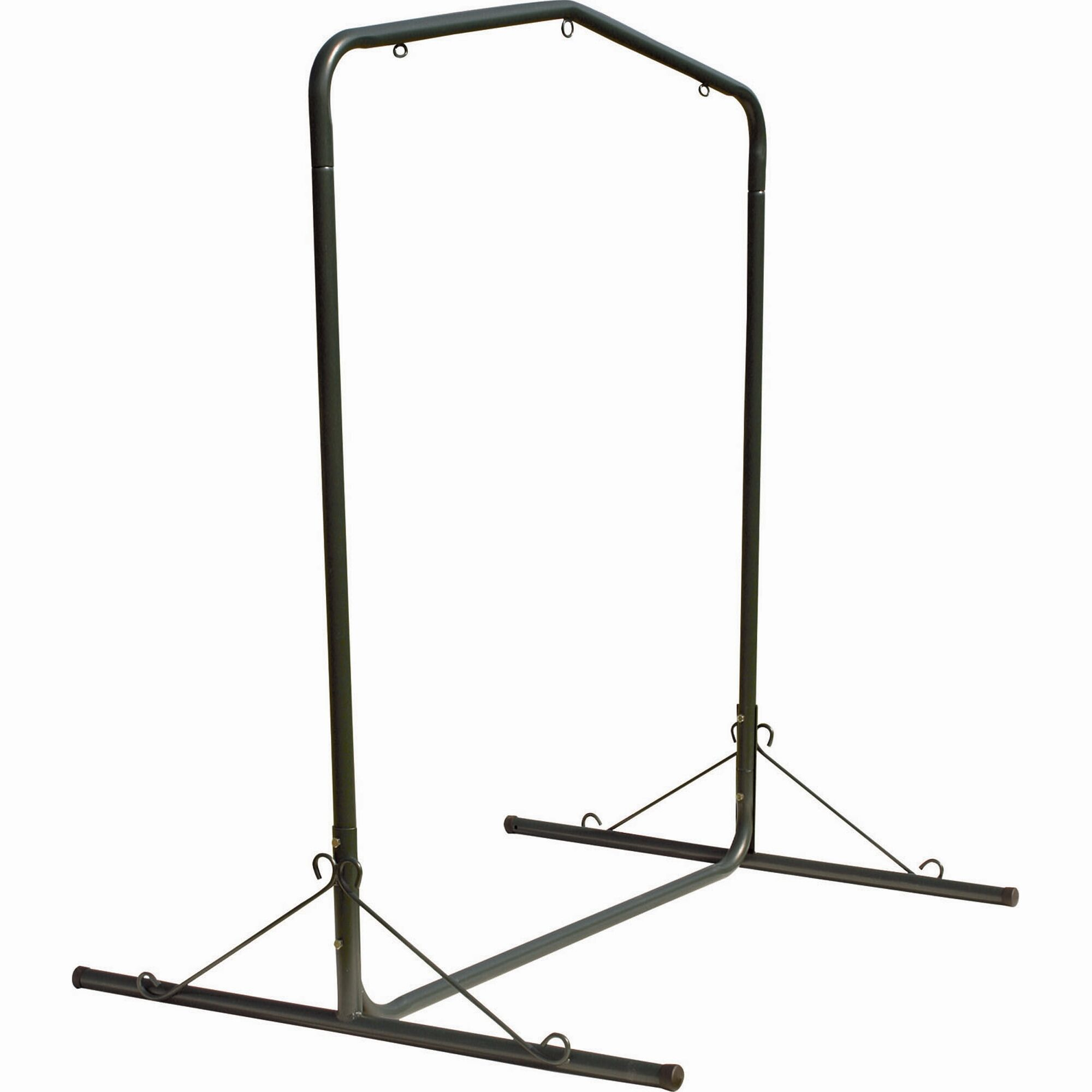 Edson Steel Swing Stand Color: Forest Green