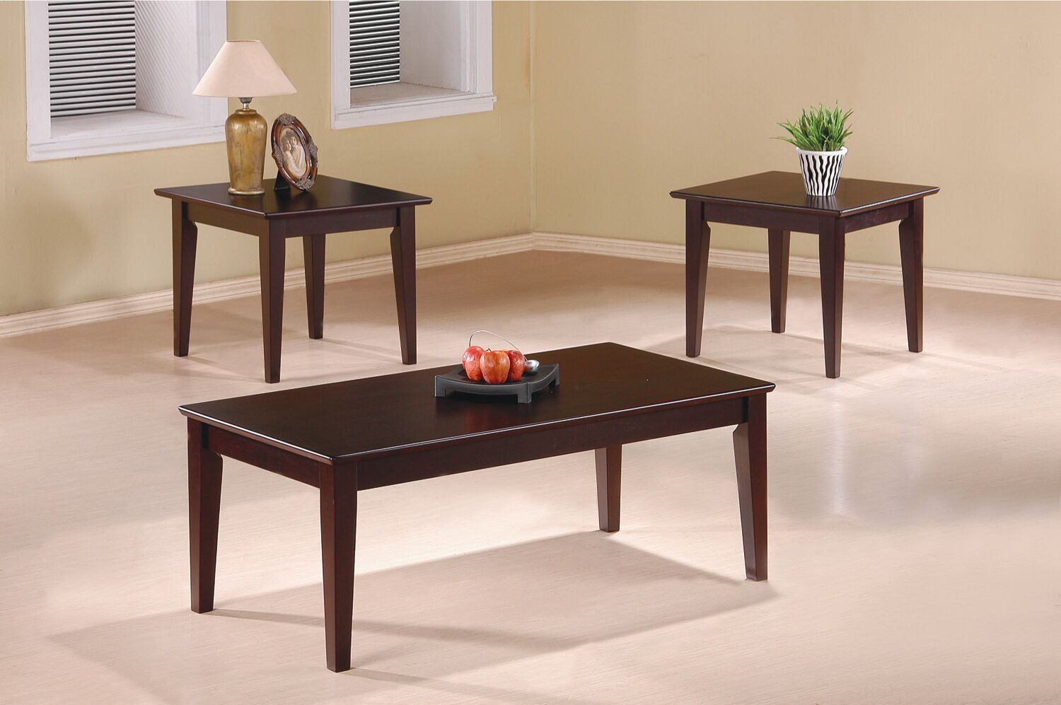 Ione 3 Piece Coffee Table Set