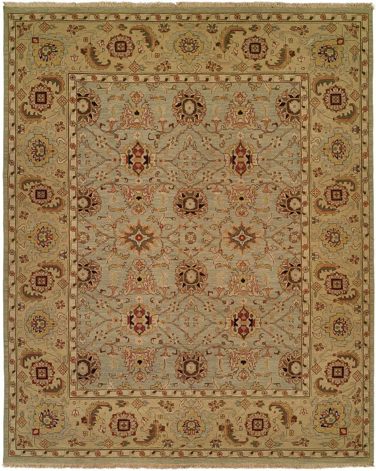 Mazatlan Hand-Woven Brown Area Rug Rug Size: Rectangle 4' x 10'