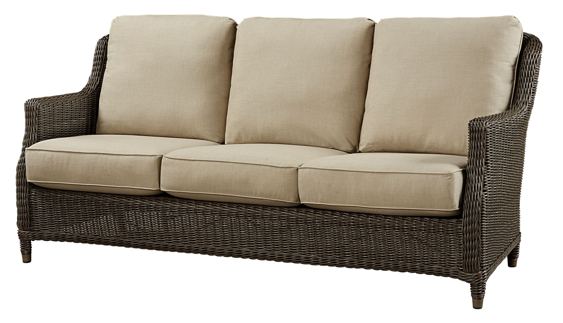 Sofa with Cushion Fabric: Java