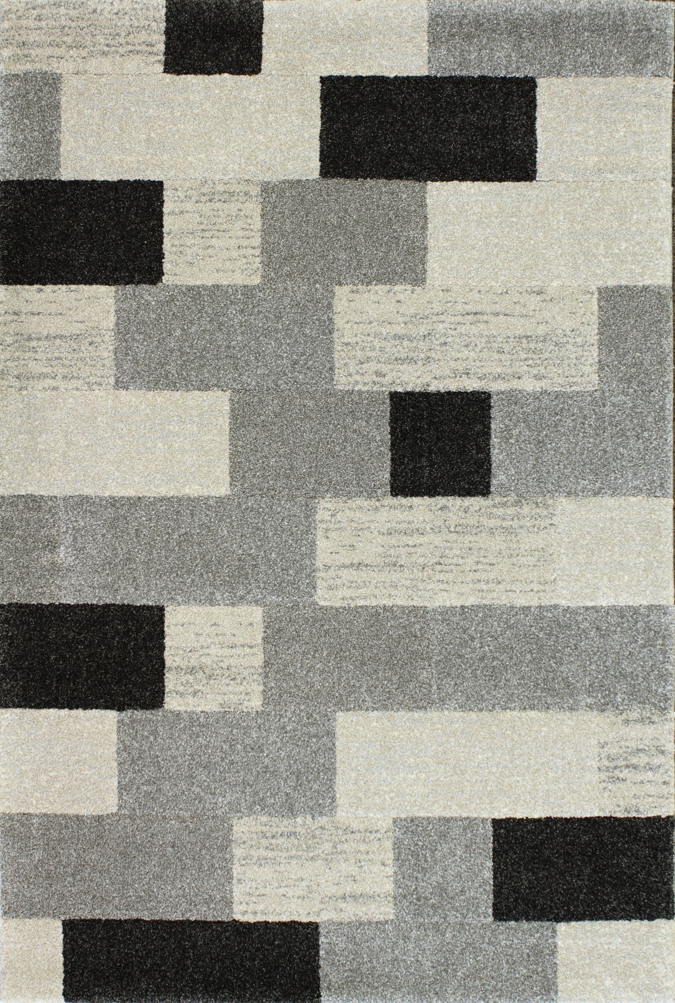 Chasty  Cream Area Rug Rug Size: Rectangle 7'10