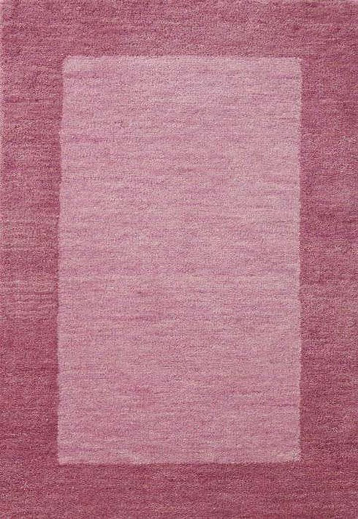 Henley Hand-Tufted Strawberry Cadillac Area Rug Rug Size: 9' x 12'