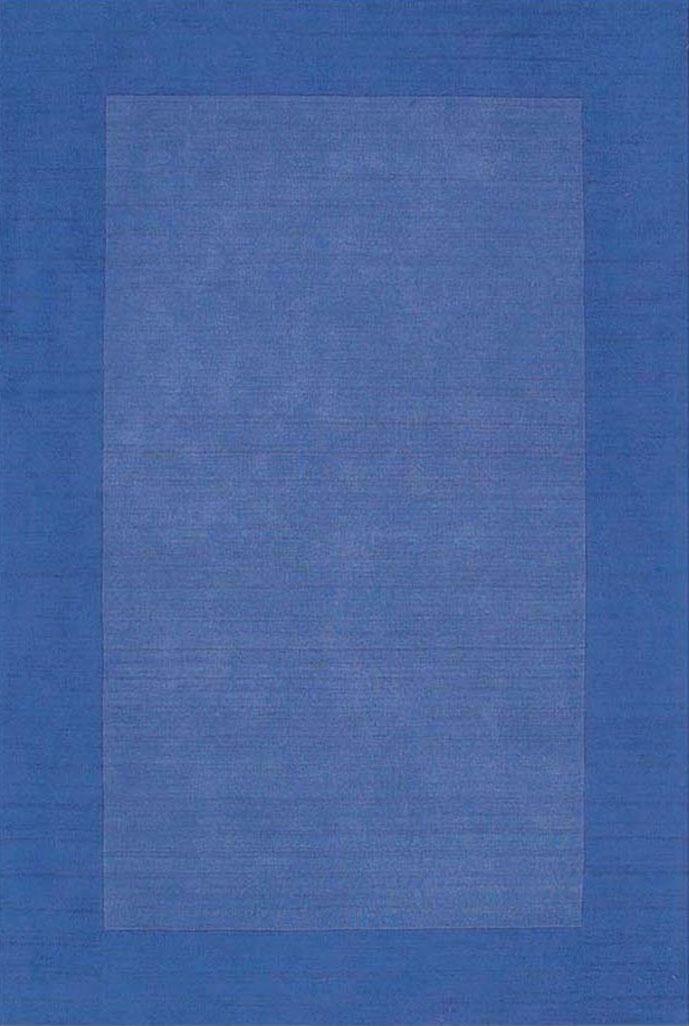 Henley Hand-Tufted Blue Dark Area Rug Rug Size: 9' x 12'