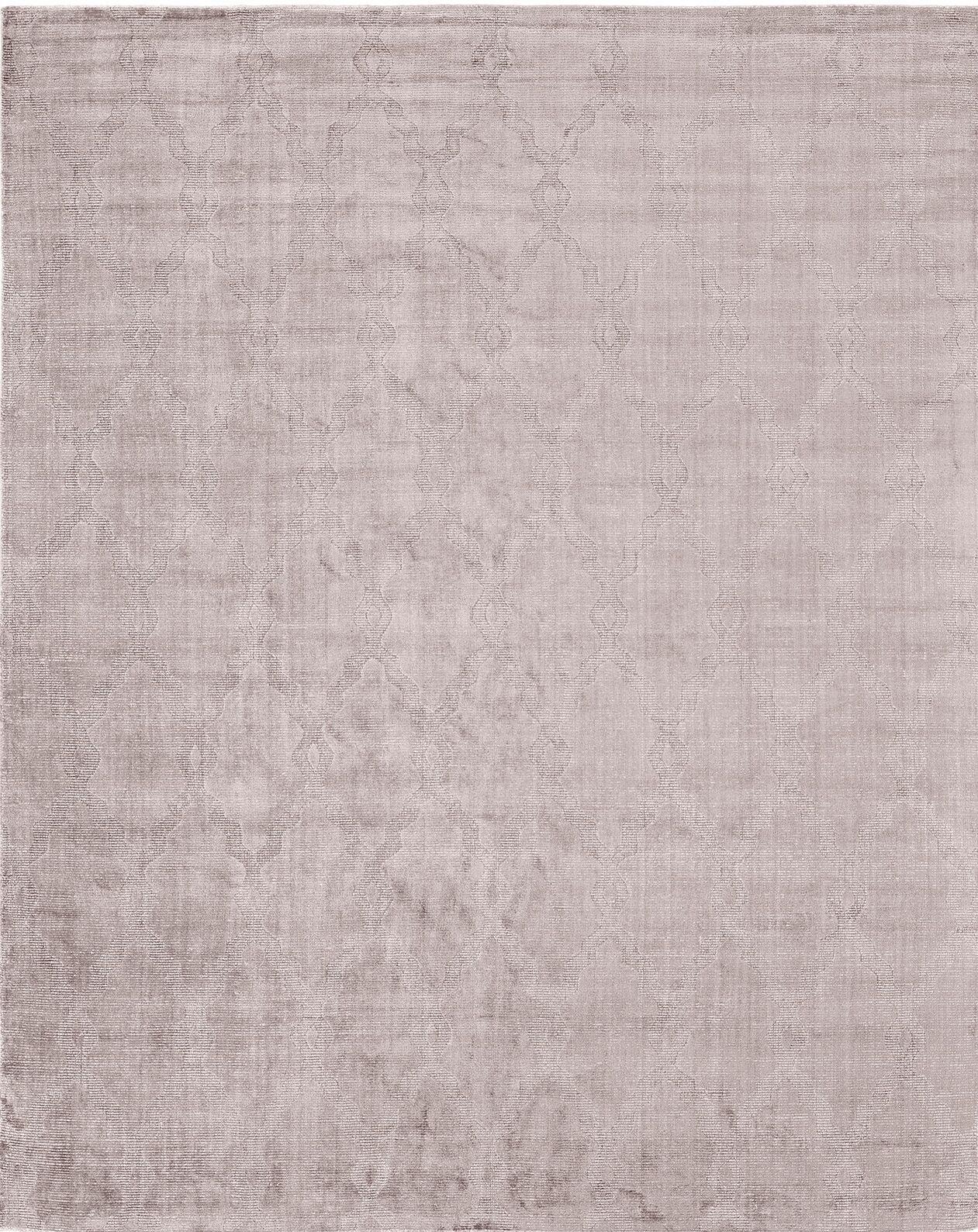 Handmade Purple Area Rug Rug Size: Runner 2'6