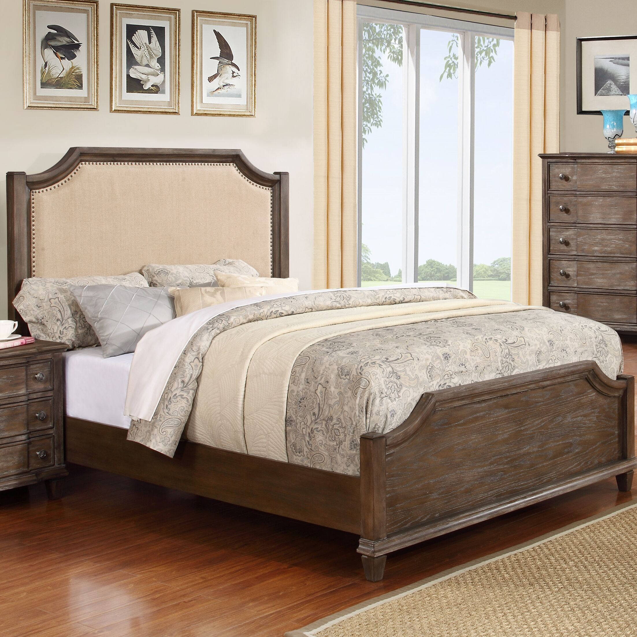 Baston Bed Size: Queen