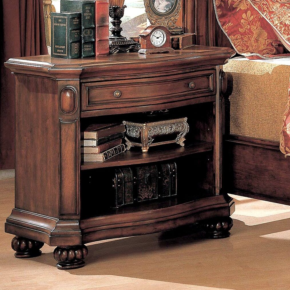 Aldford 1 Drawer Nightstand