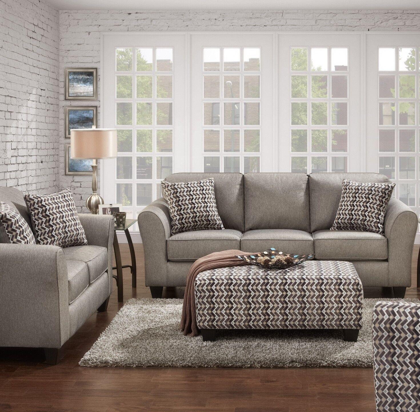 Chantae 2 Piece Living Room Set