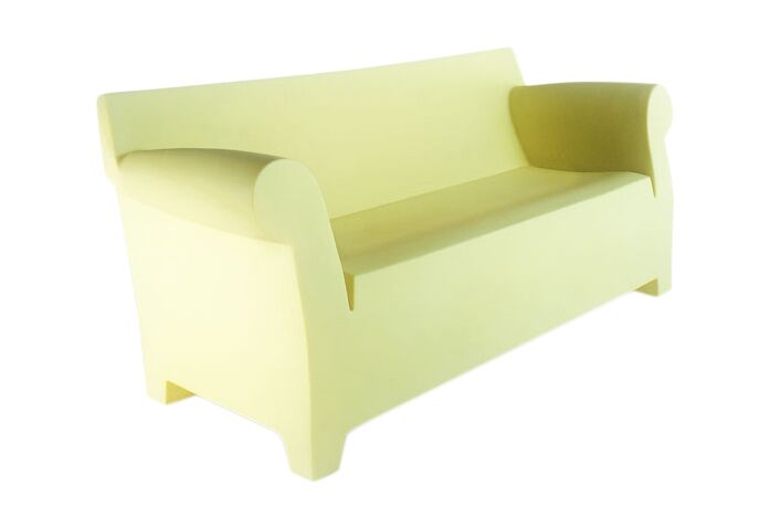 Bubble Club Sofa Upholstery: Pale Green