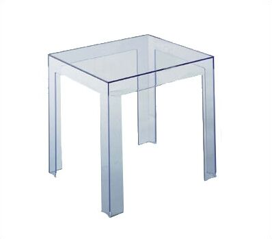 Jolly End Table Color: Light Blue