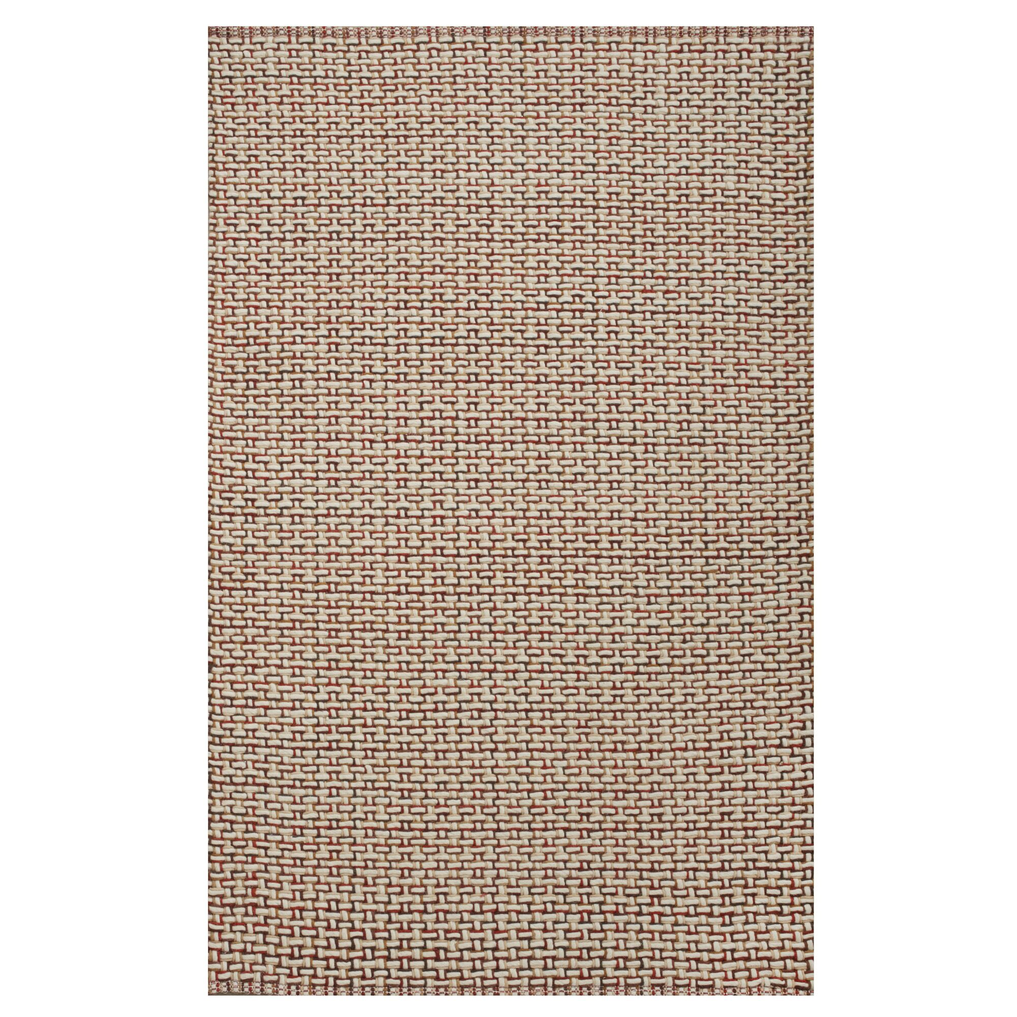 Jodie Hand-Woven Spice Area Rug Rug Size: Rectangle 5' x 8'
