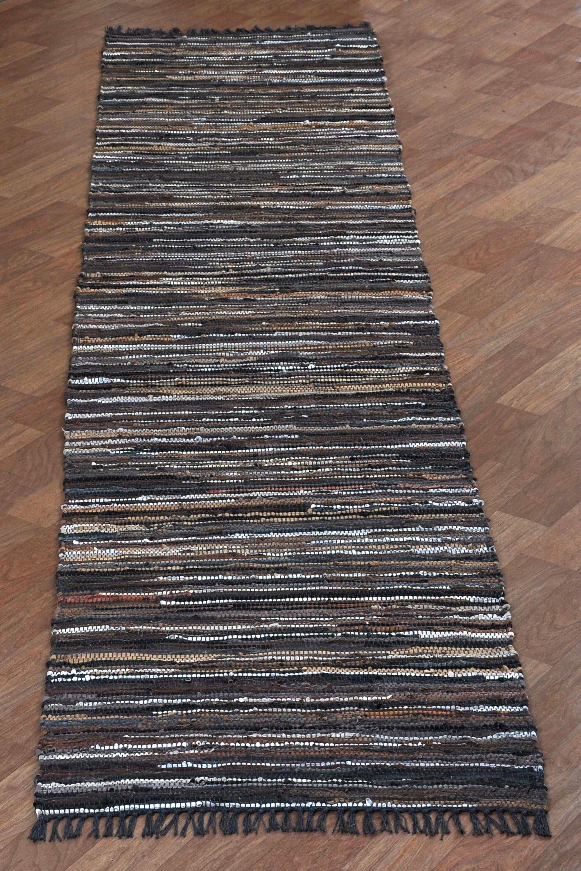 Matador Hand-Loomed Brown Area Rug Rug Size: 5' x 8'