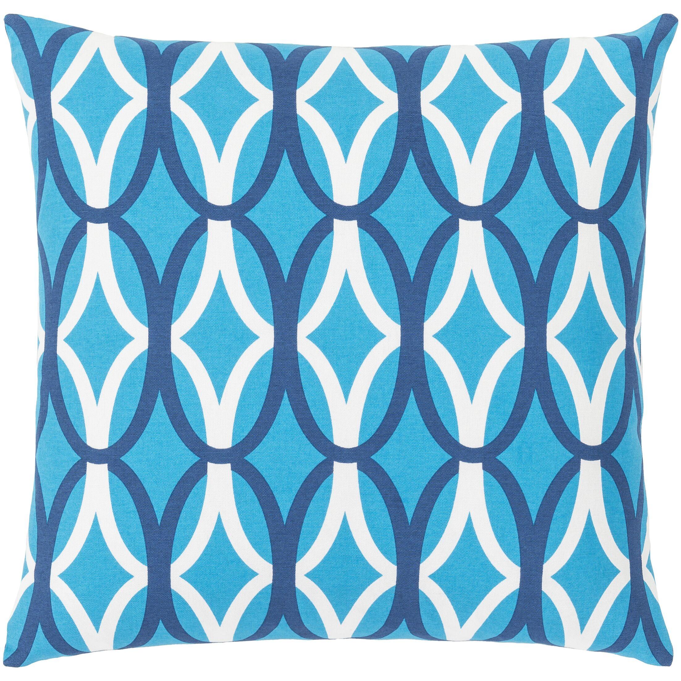 Rowes Cotton Throw Pillow Size: 20