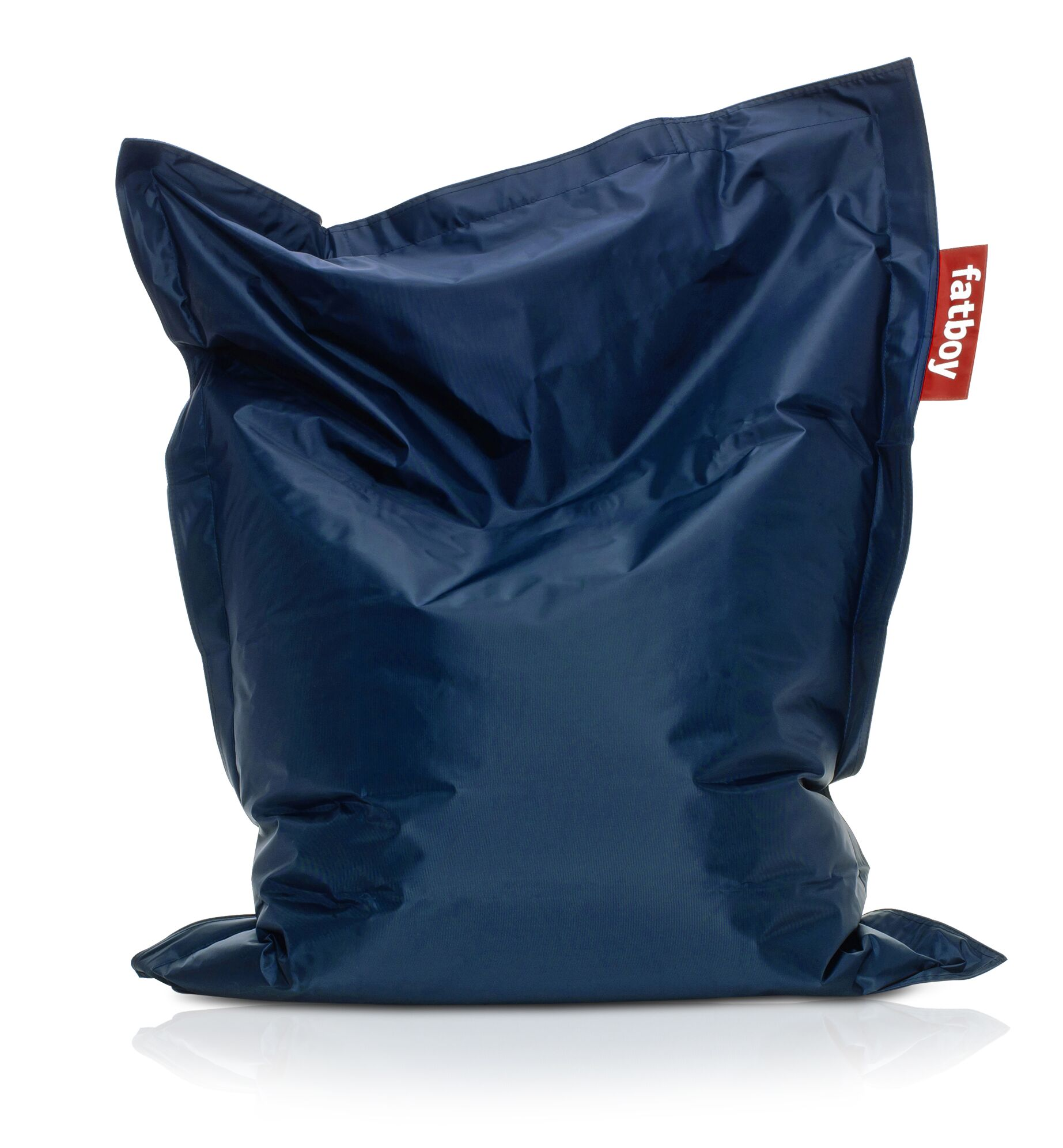 Junior Bean Bag Chair Upholstery: Blue
