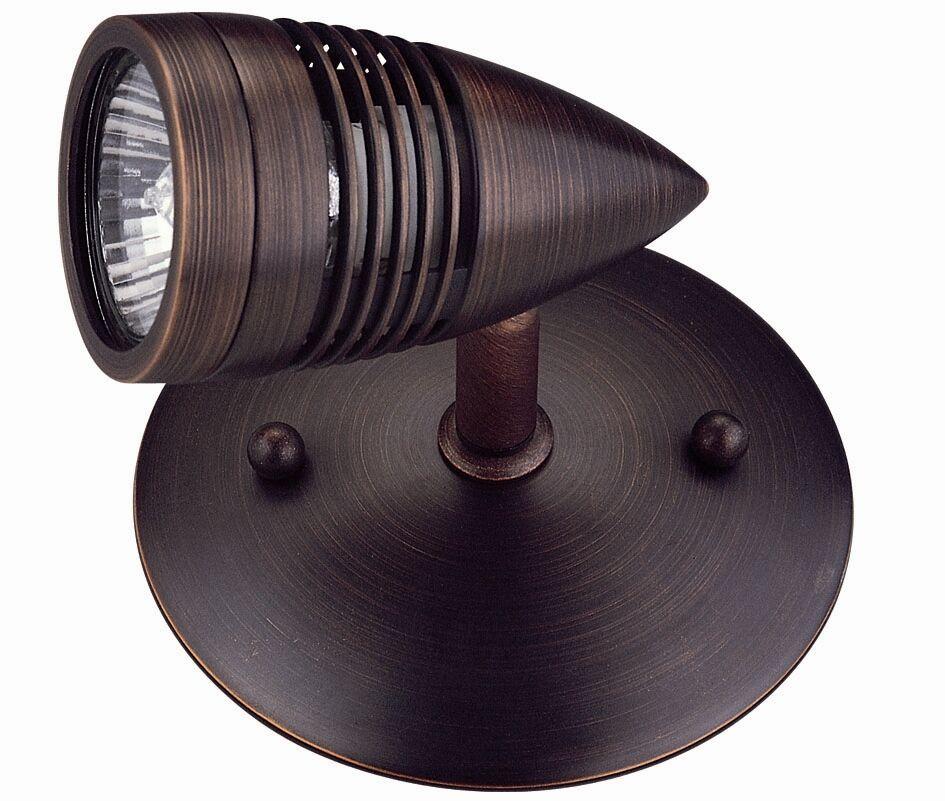 Bullet 1-Light Track Light Finish: Satin Nickel