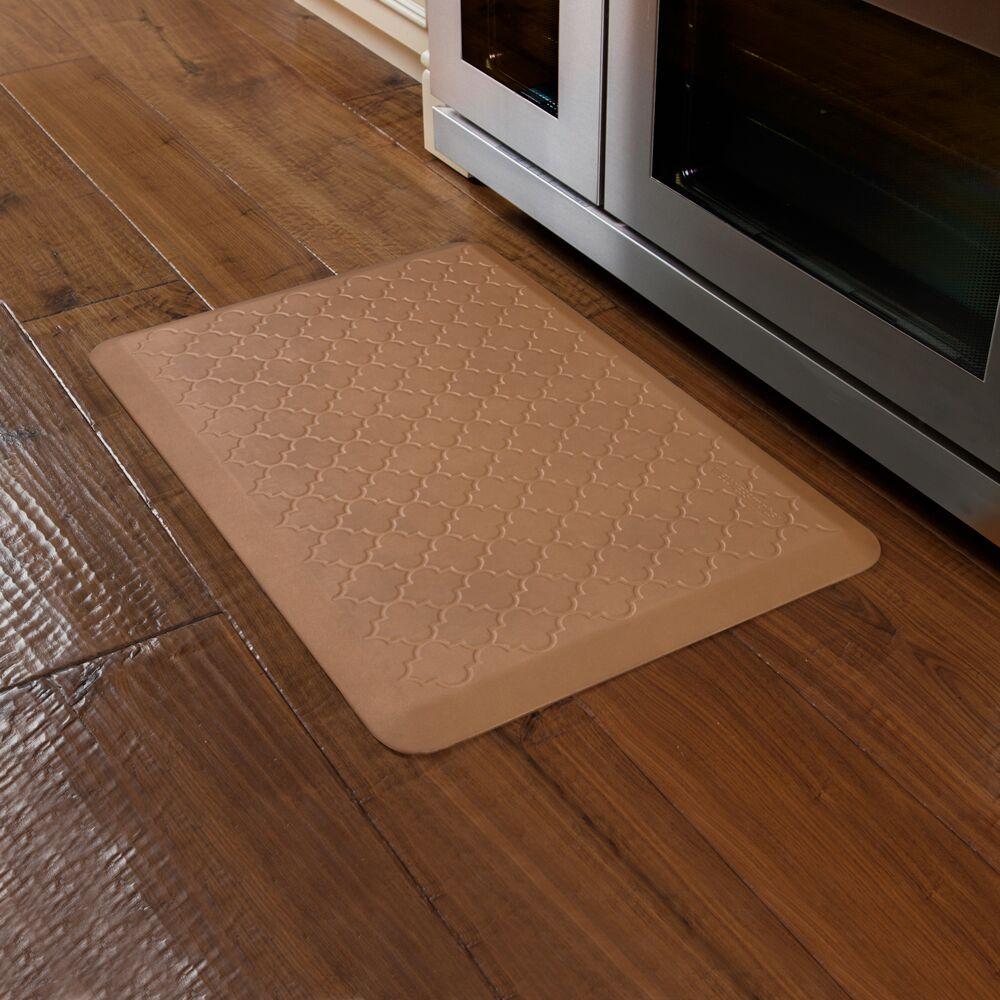 Mats tracey trellis kitchen mat
