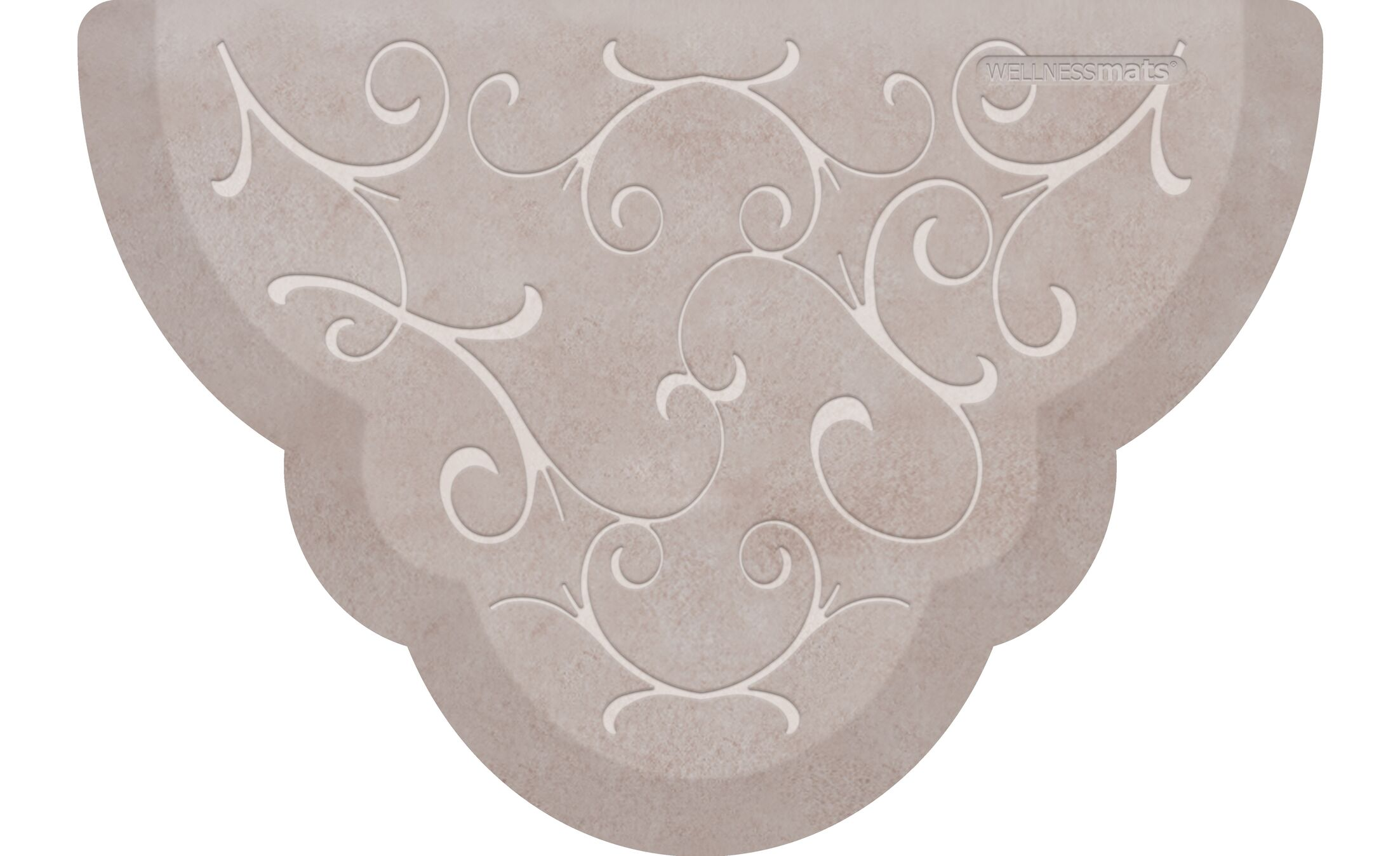 Kimberlin Mat Color: Sand Dollar