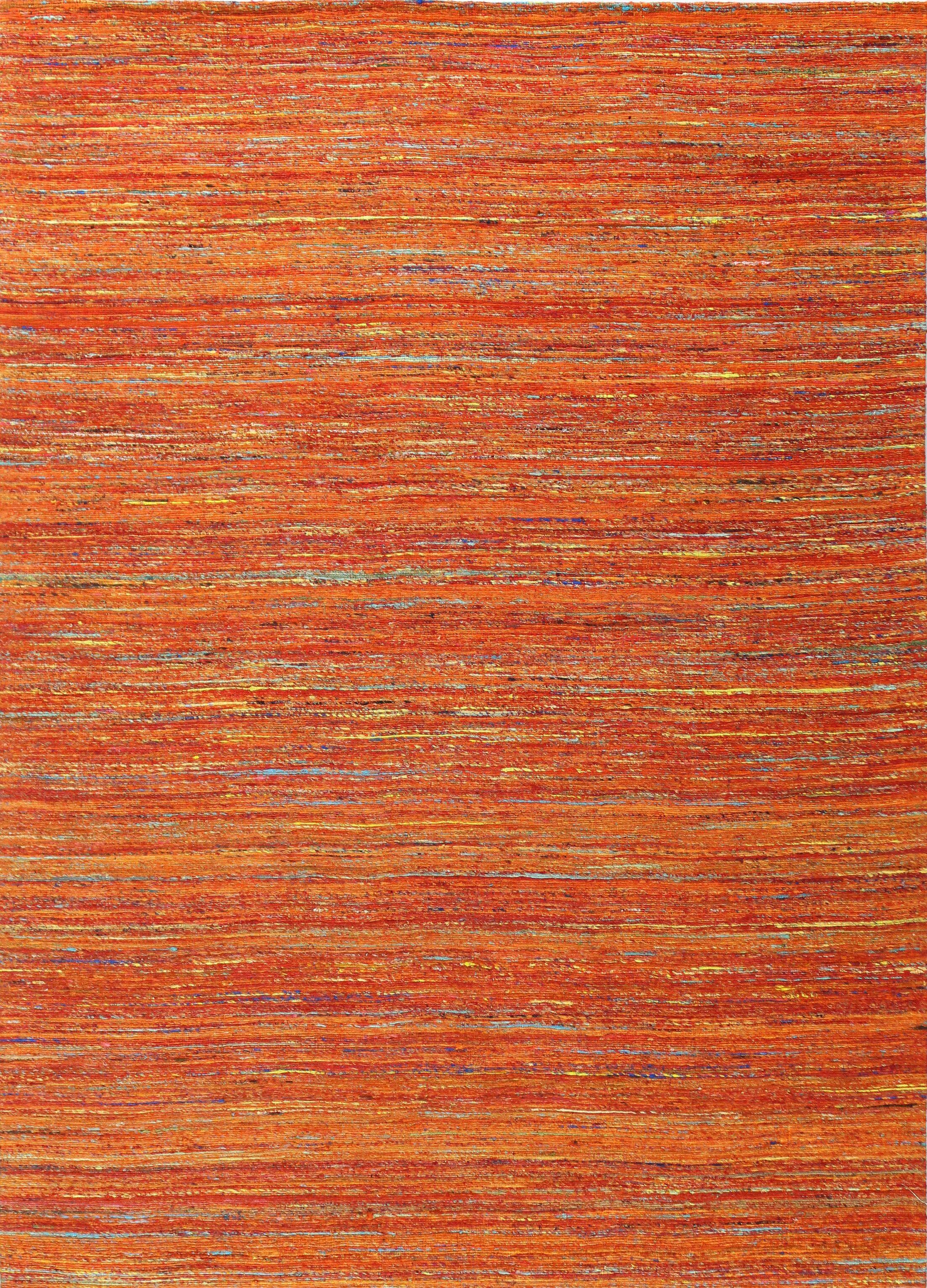 Fagan Hand Woven Sunset Area Rug Rug Size: Rectangle 5'9