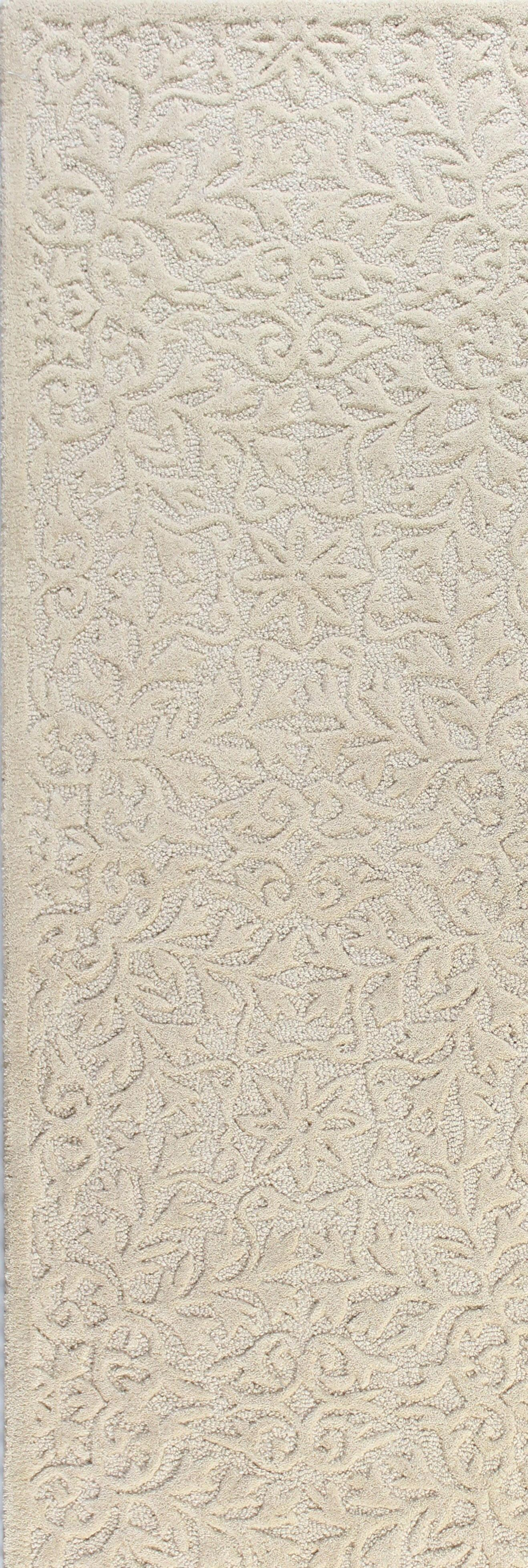 Naomi Tufted Wool Area Rug Rug Size: Runner 2'6
