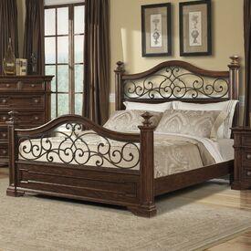 Harris Panel Bed