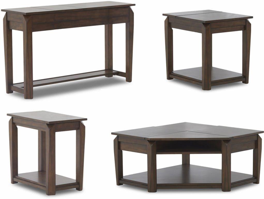 Django 4 Piece Coffee Table Set