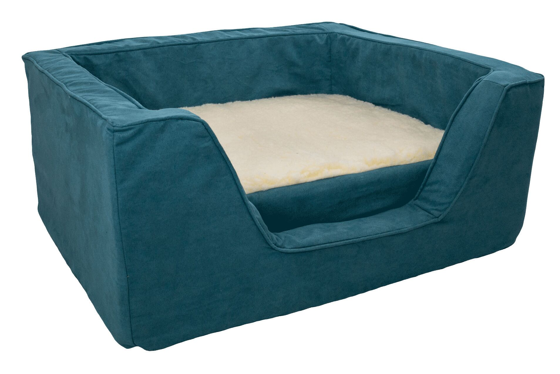 Luxury Solids Micro Suede Bolster with Memory Foam Size: Extra Large (31.5