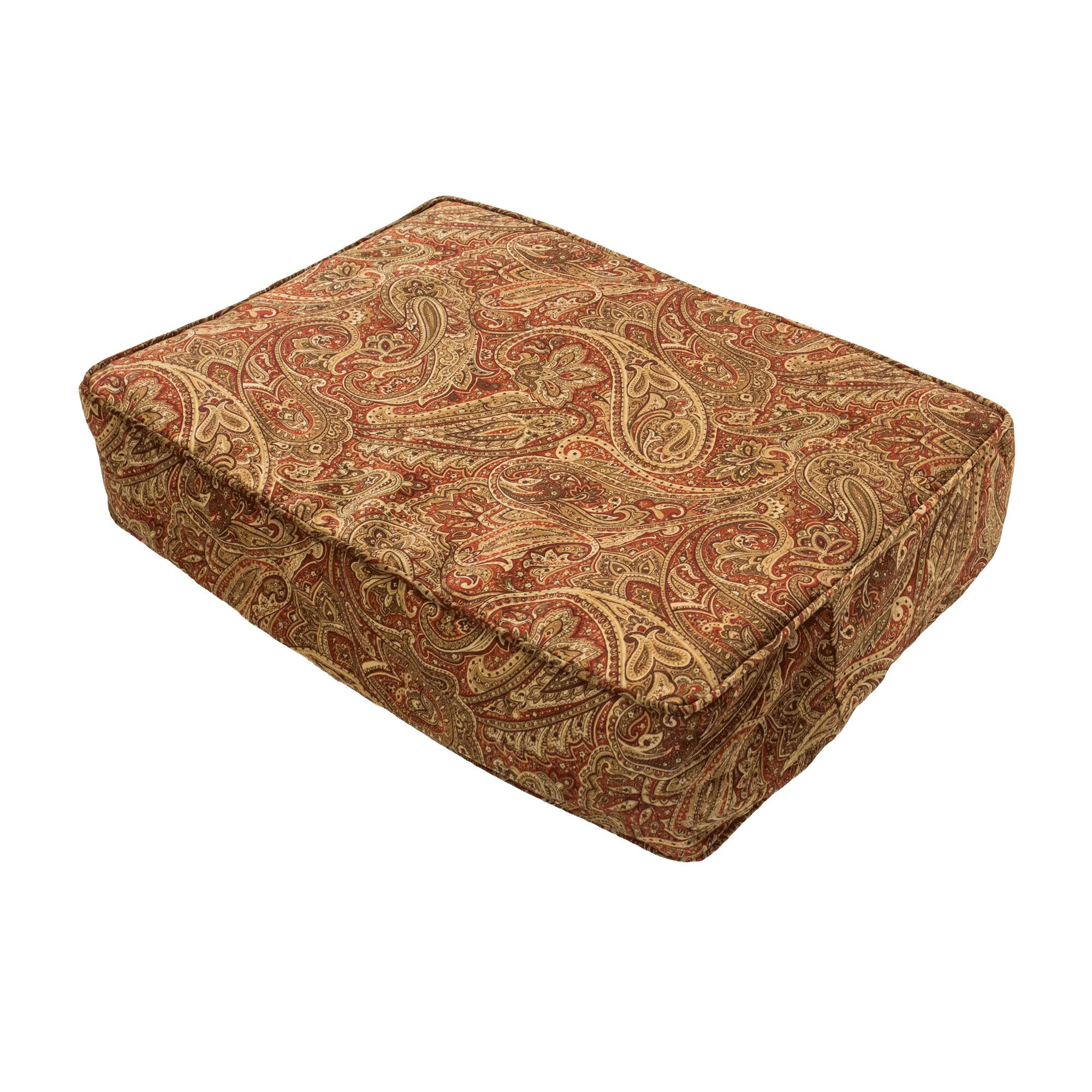 Show Dog Outlast� Heating and Cooling Dog Bed Color: Laurel Cayenne, Size: Medium (26