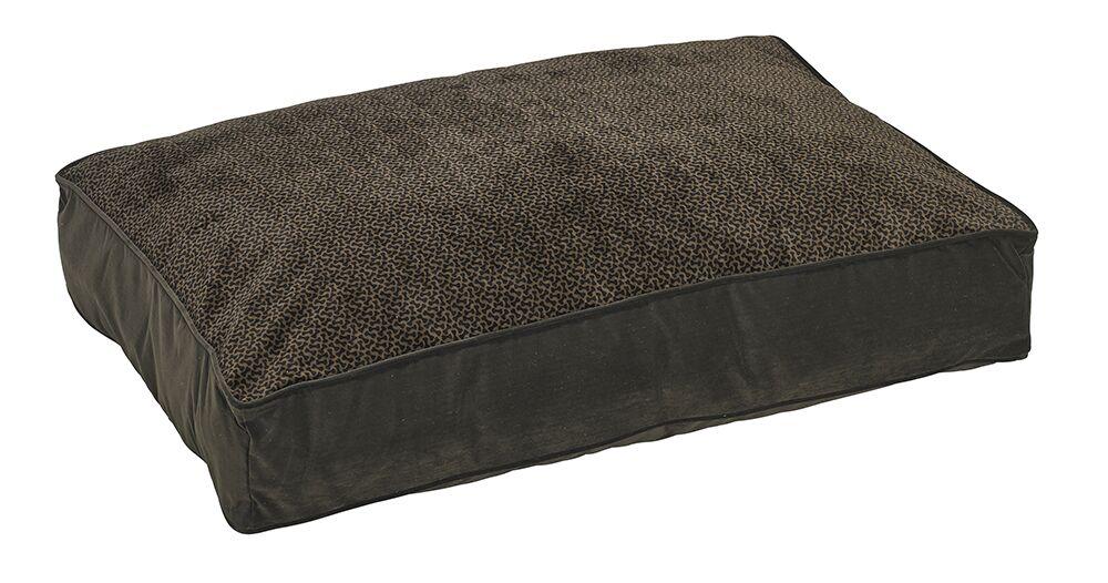 Super-Loft Rectangle Dog Bed Size: X-Large - 46 L x 35