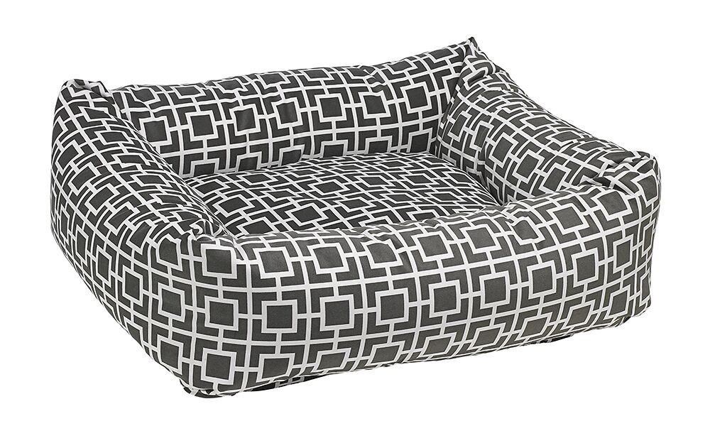 Dutchie Dog Bed Color: Gray, Size: X-Large - 40